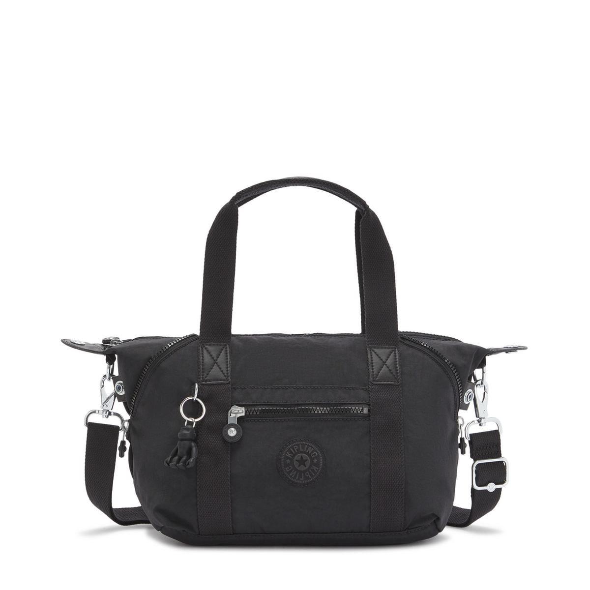 Kipling Τσάντα ώμου 34x21x18.5cm Art Mini Black