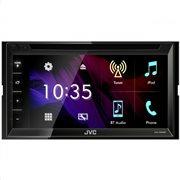 "JVC Car Theater Οθόνη Multimedia 6,8"" Bluetooth DVD/ CD KW-V340BT"