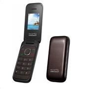 Alcatel 1035D (Dual SIM) Pure Λευκό