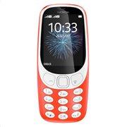 Nokia 3310 (2017) (Dual SIM) Feature Phone Κόκκινο