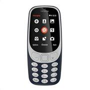 Nokia 3310 (2017) (Dual SIM) Feature Phone Σκούρο Μπλε