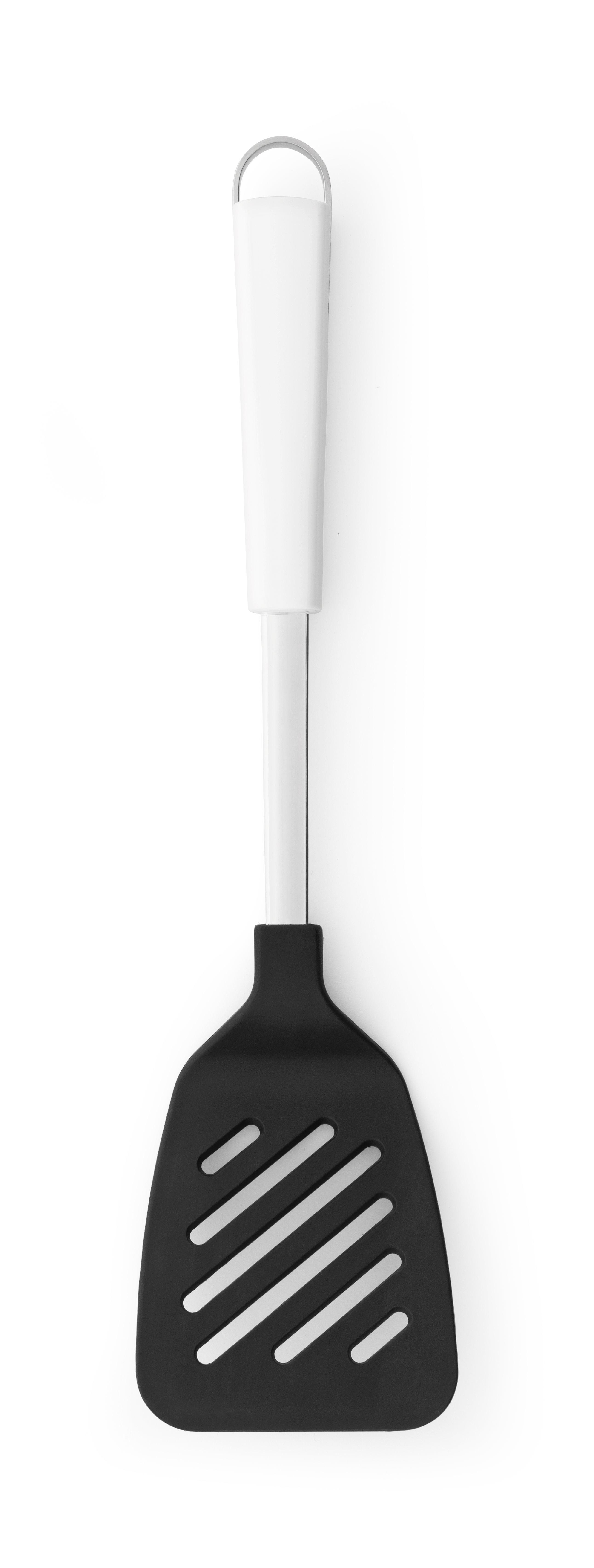 BRABANTIA Σπάτουλα Τρυπητή με Λευκή Λαβή ESSENTIAL LINE - 080.4004/69