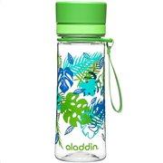 Aladdin Πλαστικό Παγούρι Graphics Aveo Πράσινο 0.35lt BPA Free