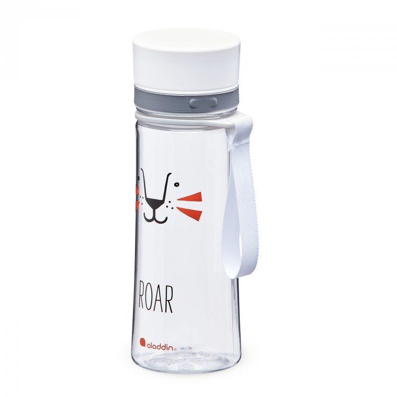 Aladdin Πλαστικό Παγούρι My First Aveo Λιοντάρι 0.35lt BPA Free