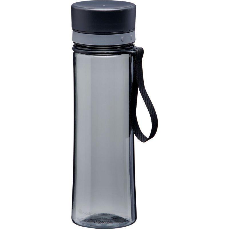 Aladdin Πλαστικό Παγούρι Aveo Γκρι 0.6lt BPA Free