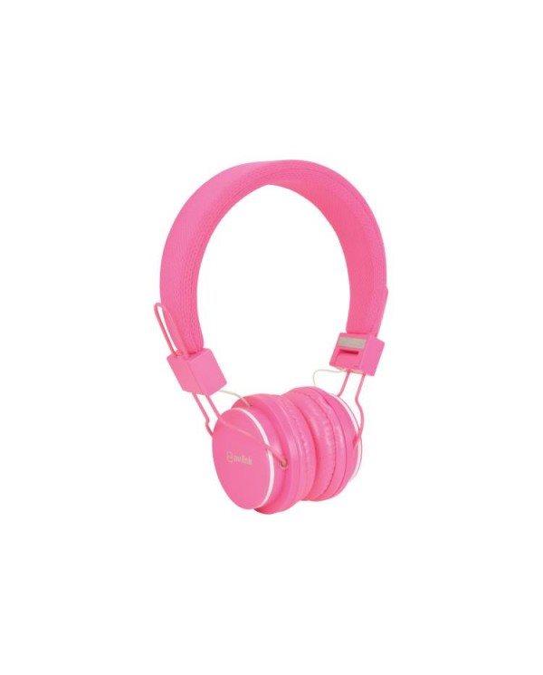 AvLink CH850-PNK Παιδικά Ακουστικά με Ενσωματωμένο Μικρόφωνο Ροζ