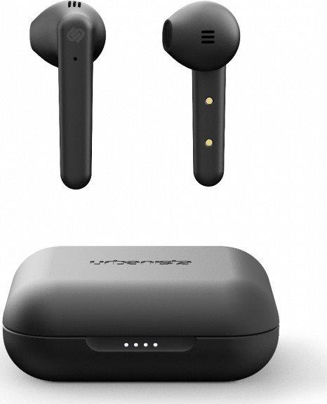 Urbanista True Wireless Ακουστικά Stockholm Plus Midnight Black