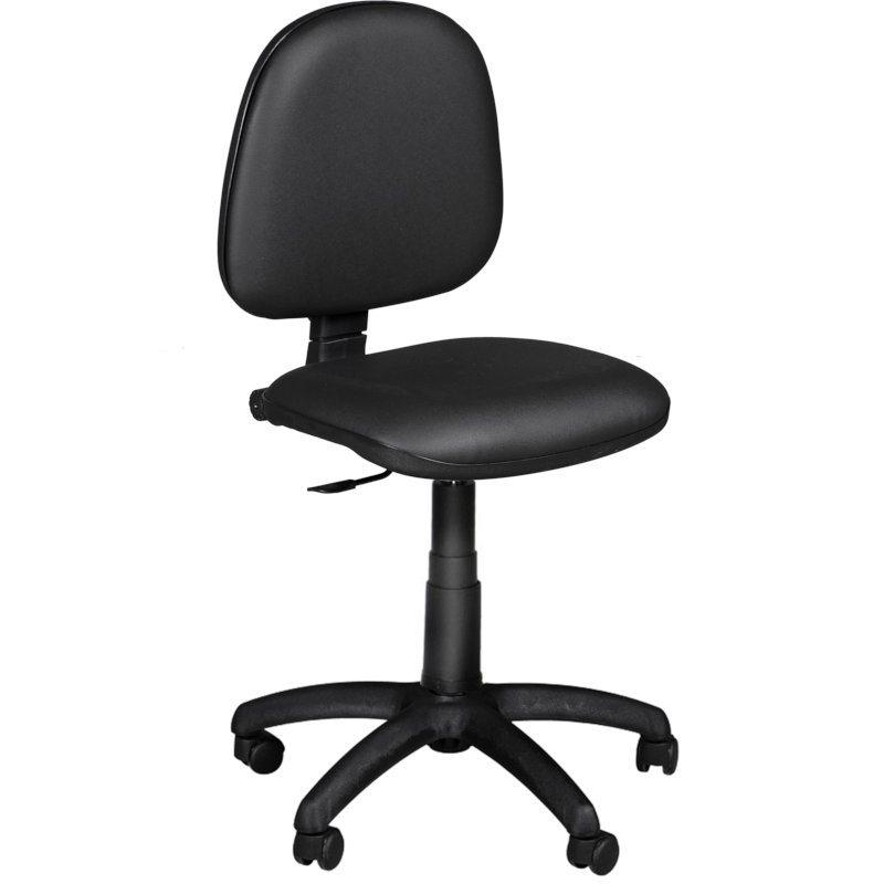 Osio Καρέκλα Γραφείου Δερματίνη με Ανάκλιση OSC-1100