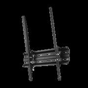 "HamaTILT TV Wall Bracket, 1 Star, 400x400, 165 cm (65""), black"