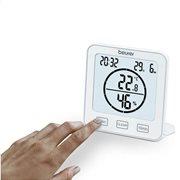 Beurer Θερμόμετρο/Υγρόμετρο δωματίου ΗΜ 22