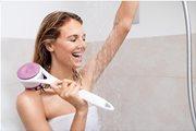 Beurer Βούρτσα Καθαρισμού - Απολέπισης Σώματος Επαναφορτιζόμενη για Υγρή και Στεγνή Χρήση FC 25