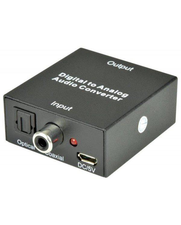 Avlink DAC7 Μετατροπέας Ψηφιακού Ήχου σε Αναλογικό