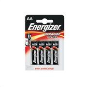 Energizer Αλκαλικές Μπαταρίες AA 1.5V Power 4τμχ