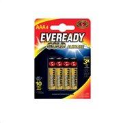 Eveready Αλκαλικές Μπαταρίες AAA 1.5V Gold 4τμχ