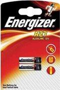 Energizer Αλκαλικές Μπαταρίες A27 12V 2τμχ