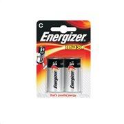 Energizer Αλκαλικές Μπαταρίες C 1.5V Max 2τμχ