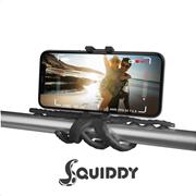 Celly Squiddy Flexible Mini Tripod Black