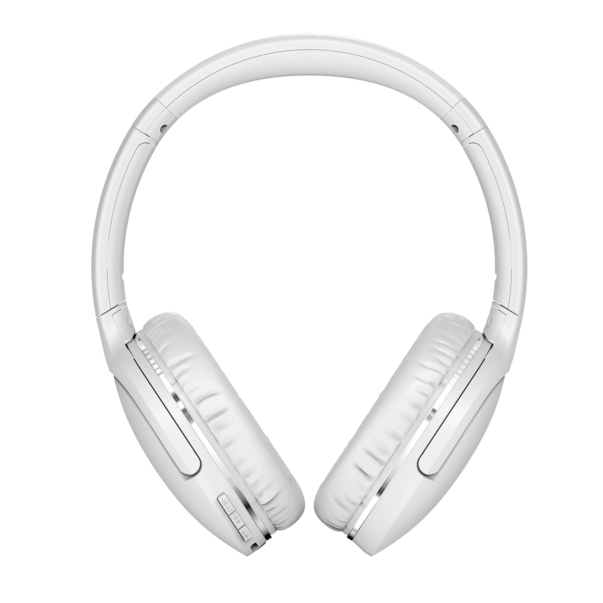 Baseus Wireless Headphones Encok D02 Pro White