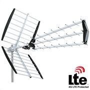 KONIG Εξωτερική κεραία λήψης UHF και DVB-T σημάτων.  ANT-UHF51L-KN