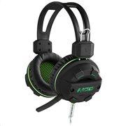NOD Gaming headset με ελαστικό μικρόφωνο G-HDS-002