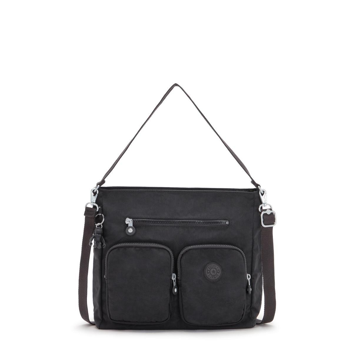Kipling Τσάντα Ώμου 31x29x4cm Tasmo Black