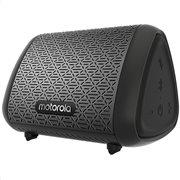 Motorola SONIC SUB 240 Αδιάβροχο φορητό ηχείο Bluetooth με δυνατότητα σύνδεσης με δεύτερο (TWL) - 7W