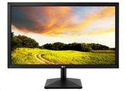 LG Οθόνη Monitor 23.5'' Led FHD Wide 16:9 24MK400H-B