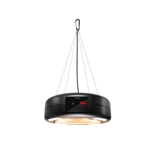 Trotec Σόμπα Περιστρεφόμενη Ηλεκτρική Οροφής Υπερύθρων IR1550SC 1500W