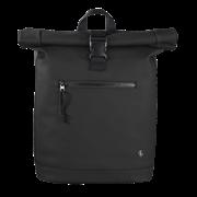 """Merida"" Notebook Backpack, Roll-Top, up to 40 cm (15.6""), black"