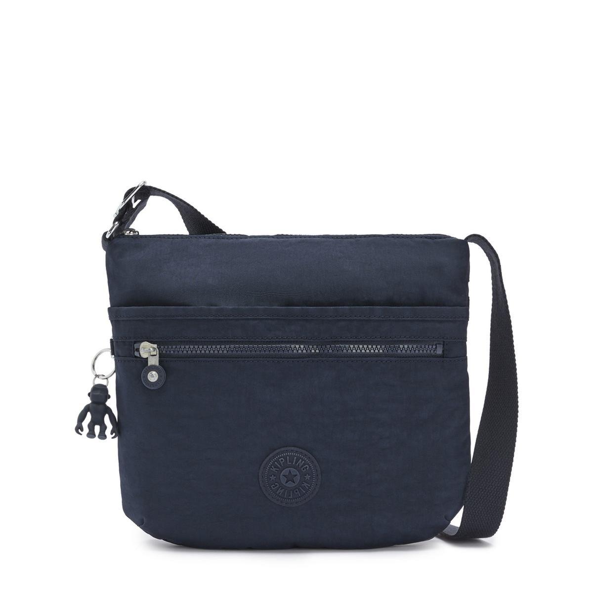 Kipling Τσάντα Ώμου - Body 26x29x4cm Arto Fresh Blue