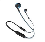 JBL Bluetooth Ακουστικά In-Ear Tune 205 Μπλέ