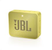 JBL GO 2 φορητό Bluetooth ηχείο (Yellow)