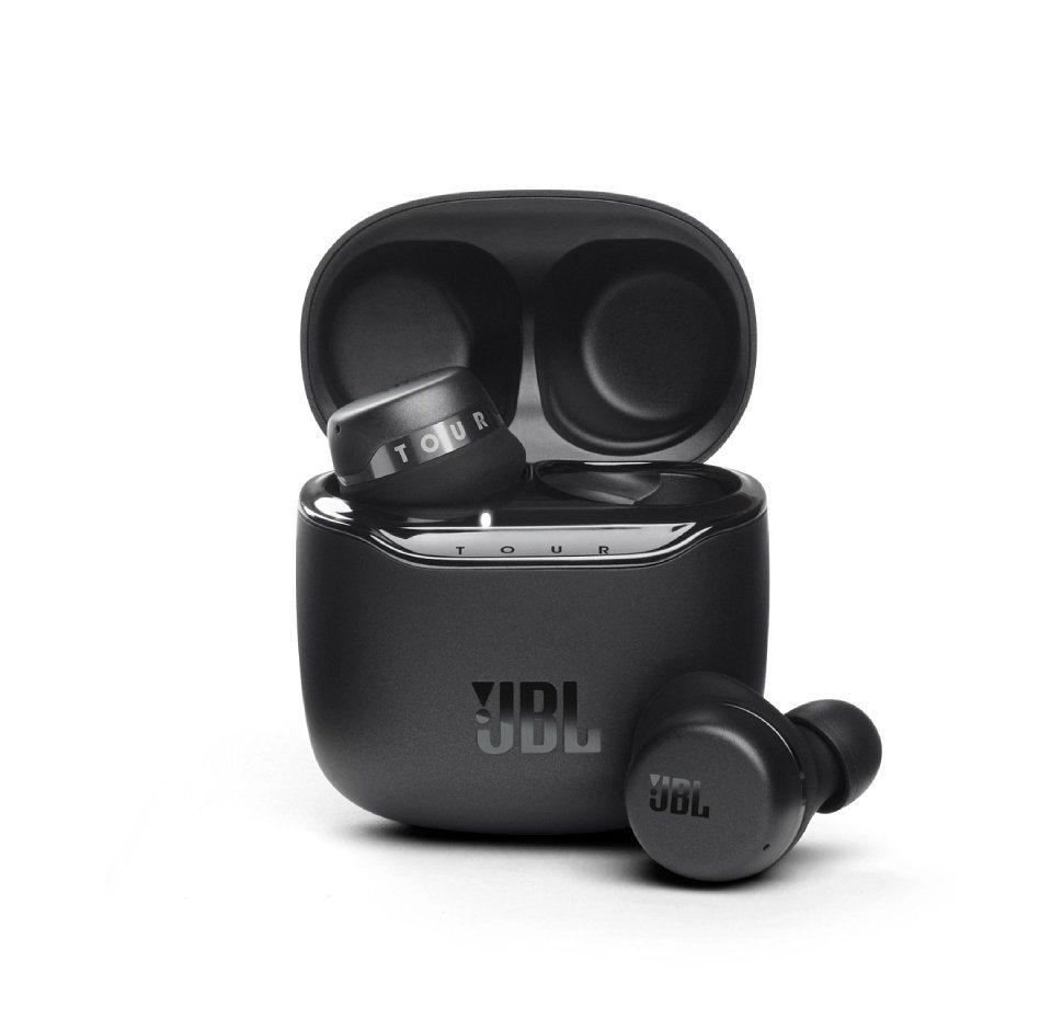 JBL Tour Pro+ TWS, True Wireless In-Ear Headphones, ANC, Wireless Charging, (Black)