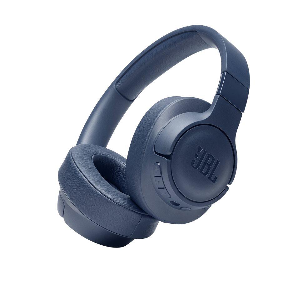 JBL Tune 760NC, Over-ear Bluetooth Headphones, ANC, Multi-point (Blue)