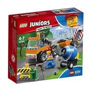 LEGO Juniors Road Repair Truck 10750 Φορτηγό Οδικών Επισκευών