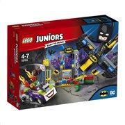 LEGO Juniors The Joker Batcave Attack 10753 Επίθεση του Τζόκερ™ στη Σπηλιά του Μπάτμαν