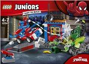 LEGO Juniors Spider-Man vs. Scorpion Street Showdown 10754 Αναμέτρηση SpiderMan εναντίον Scorpion στο Δρόμο