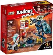 LEGO Juniors Incredibles 2 Elastigirls Rooftop Pursuit 10759 Καταδίωξη της Κας Απίθανης στις Στέγες