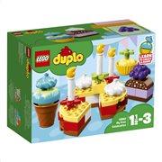 LEGO Duplo My First Celebration 10862 Η Πρώτη Μου Γιορτή