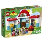 LEGO Duplo Farm Pony Stable 10868 Στάβλος των Πόνυ της Φάρμας