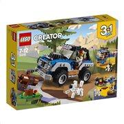 LEGO Creator Outback Adventures 31075 Περιπέτειες στην Ενδοχώρα