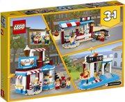 LEGO Creator Modular Sweet Surprises 31077 Επεκτάσιμες Γλυκές Εκπλήξεις