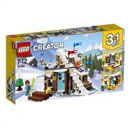 LEGO Creator Modular Winter Vacation 31080 Επεκτάσιμες Χειμερινές Διακοπές