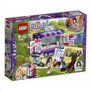 LEGO Friends Emma's Art Stand 41332 Το Καλλιτεχνικό Σταντ της Έμμα