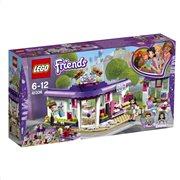 LEGO Friends Emma's Art Cafe 41336 Το Καλλιτεχνικό Καφέ της ΄Εμμα