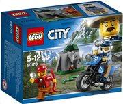 LEGO City Off-Road Chase 60170 Καταδίωξη Εκτός Δρόμου