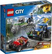LEGO City Dirt Road Pursuit 60172 Καταδίωξη σε Χωματόδρομο