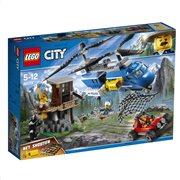 LEGO City Mountain Arrest 60173 Σύλληψη στο Βουνό