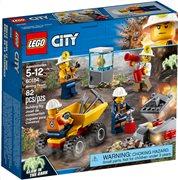 LEGO City Mining Team 60184 Ομάδα Εξόρυξης Χρυσού