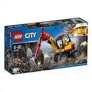 LEGO City Mining Power Splitter 60185 Κομπρεσέρ Εξόρυξης Χρυσού
